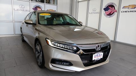 2018 Honda Accord Sedan TOUR