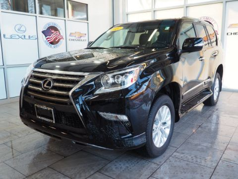 L/Certified 2017 Lexus GX 460 Base